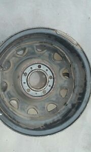 Mopar Rally Wheel 14 x 5 1 2 With 4 1 2 Bolt Pattern