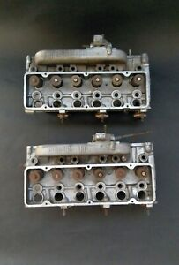 1961 1962 1963 Chevrolet Corvair 98hp 102hp Complete Cylinder Heads 3813516