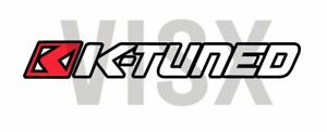 40 K Tuned Windshield Banner Die Cut Sticker Funny Laptop Car Racing Jdm Decal