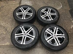 2020 Mercedes Gls X167 20 Wheels Rims Tires 275 50 R20 Oem Factory Set Genuine