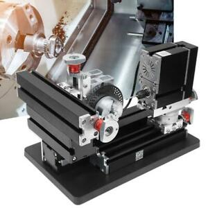 All metal Drilling Milling Machine 0 07mm Accuracy 12vdc 5a 60w