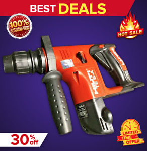Hilti Te 6 a36 Hammer Drill Bare Tool Preowned Tool Body Only