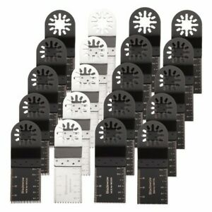 20pcs 32mm Saw Blades For Fein Multimaster Bosch Makita Multitool Oscillating To