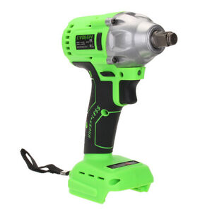 Cordless Impact Brushless Wrench Replacement For Makita Brushless 1 2in Electric