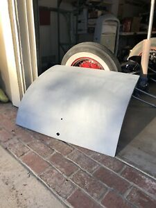 Ford 1932 Roadster Rumble Seat Or Trunk Lid