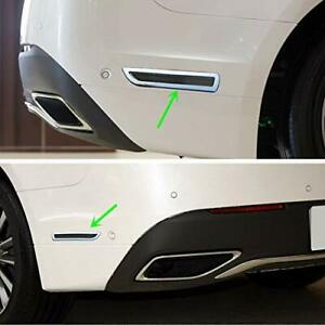 New Chrome Rear Wheel Turn Signal Cover Trim For Lincoln Mkz 2014 2018