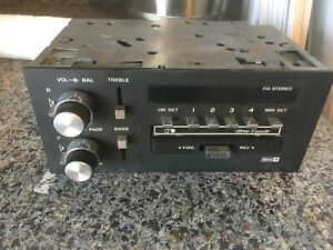 Vintage Delco Am Fm Radio Cassette Car Stereo Model