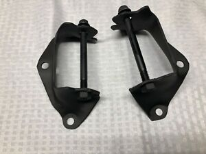 77 81 Pontiac Grand Prix Lemans 301 Motor Mount Brackets 78 79 80 Am Engine Side