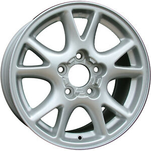 16 Take Off Factory Oem Alloy Wheel For A 2000 2001 2002 Chevrolet Camaro