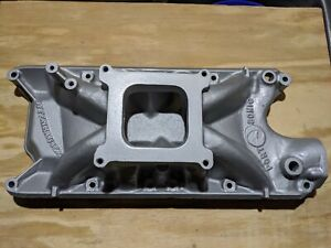 Offenhauser Offy Intake Hipo Port O Sonic Mustang 289 302 347 Shelby Gt Saleen