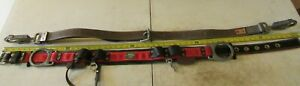Buckingham L 38523q1 Tree Pole Lineman Climbing Tool Belt Bashlin 52n Strap