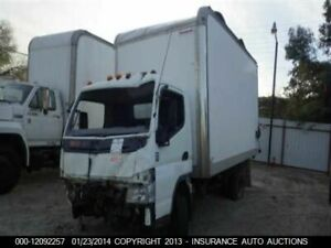 07 Mitsubishi Fuso 4 9l Diesel At 122k Complete Electric Window Change Over