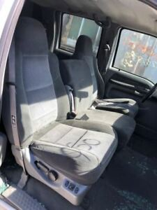 01 04 Ford F250 Super Duty Crew Cab Power Front Rear Cloth Seats W Console