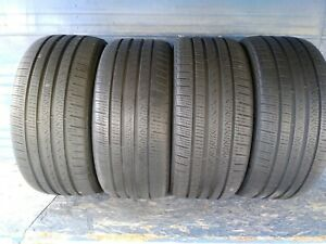 4 Pirelli Cinturato P7 A s 245 40 18 Audi With 6 5 7 5 32nd Tread Left 97 H