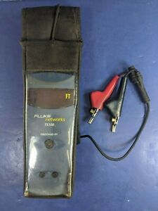 Fluke Ts100 Cable Fault Finder Good Condition