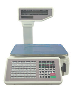 66lb Digital Weight Scale Price Computing Retail Food Meat Scales 30kg Market Us