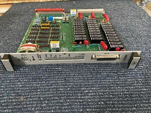Westinghouse Signals Ltd Inverses Tod Train Output Data Card B44500 28bap New