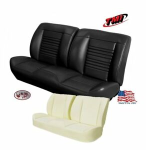 1967 Chevelle El Camino Sport Front Seat Upholstery Foam Made By Tmi In Usa