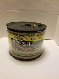 Baygard 492 Ft High Visibility Electric Fence Tape