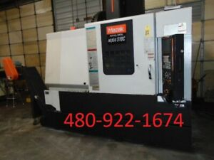 2005 Mazak Nexus 510 Cnc Vertical Machining Center Vmc Mill Ref 8068367
