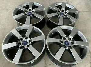 20 Ford F150 Expedition Limited Platinum Lariat Oem Factory Stock Wheels Rims