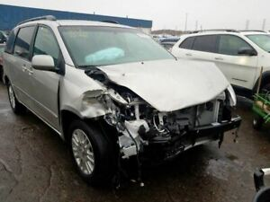 Trunk hatch tailgate Without Spoiler Fits 04 10 Sienna 902136