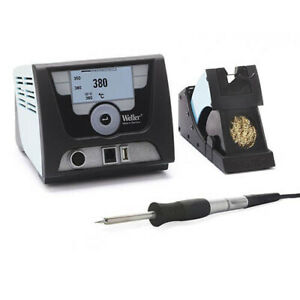 Weller Wx1012 High Powered Digital Soldering Station 200w 120v With Wxp65