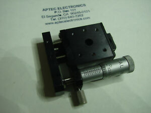 Parker Hannifin Daedal Travel Precision Linear Stage Nos 1 2 Travel Nice