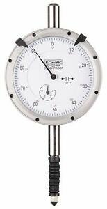 Fowler 52 520 444 X proof Dial Indicator 0 400 X 001 0 100 Reading