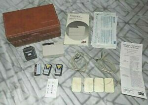 3m tenzcare Tens Unit 6881 With Original Carry And More