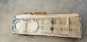 1963 63 Oldsmobile 98 Grille Grill Right Rh Nos Oem Gm 586678