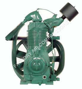 Champion R40a 15 Hp Pump 2 Stage With Head Unloaders