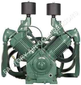 Champion R70a 20 25 30 Hp 2 Stage Compressor Pump With Head Unloaders