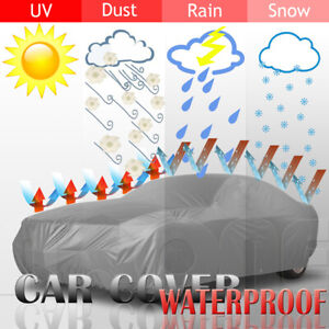 Car Cover Soft Cotton Inlay All Weather Breathable Layer Lining Fit Chrysler