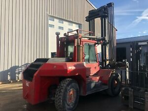 30 000 Lb Capacity Taylor Forklift For Sale