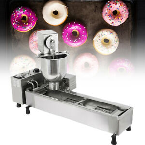 Samger Commercial Doughnut Maker Automatic Donut Making Machine 3 Size Of Molds