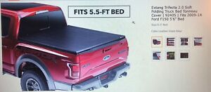 Tonneau Cover stx 67 0 Bed Styleside Extang 92405 Fits 09 12 Ford F 150