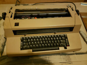 Ibm Correcting Selectric Iii Electric Typewriter Tested Works