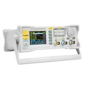Fy6900 60mhz Dds Vco Signal Generator Arbitrary Wave Frequency Meter Pulse