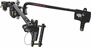 Camco 48770 Recurve R3 Weight Distribution Hitch W Adj Sway Control 400 Lb Tw
