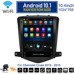 Android 10 1 Car Dvd Player Gps Navigation Radio Stereo Wifi For Chevrolet Cruze