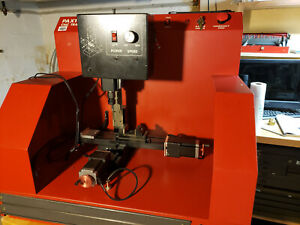 Cnc Mini Mill With Encloser And Updated Controller see Video