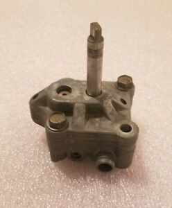 Western Fisher Snow Plow Hydraulic Pump Used