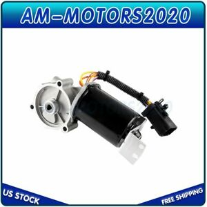 1x Car Motor Parts For Ford F 150 Lincoln Replacement Transfer Case Shift Motor