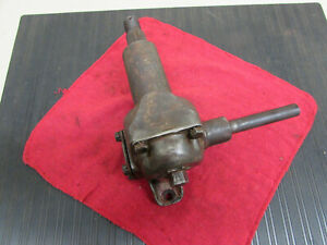 Genuine Original 1940 Ford Steering Box Flathead Hot Rod