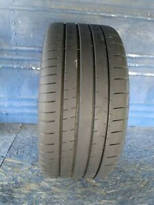 1 Michelin Pilot Super Sport 245 35 Zr18 Bmw With 7 32nd Tread Left 92 Y