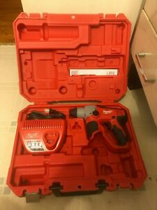 Milwaukee 2412 M12 Fuel 12 volt 1 2 Sds Plus Only Rotary Hammer Drill charger