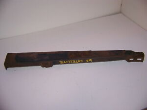 1965 Satellite Belvedere Core Support Upright Bracket Oem
