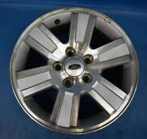 Ford Explorer 2006 2010 Used Oem Wheel 16x7 Factory 16 Rim Machined Silver