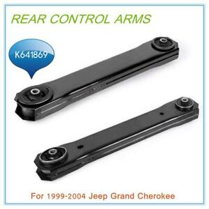 2x Rear Lower Control Arms For 1999 2003 2004 Jeep Grand Cherokee K641869
